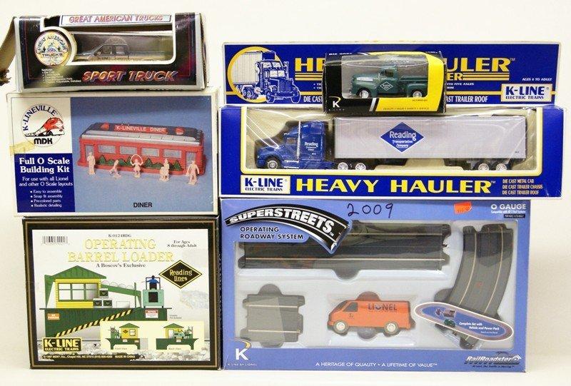 K-Line Railroad Accessories