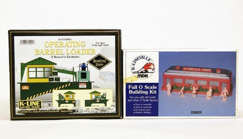 K-Line Railroad Accessories - 3