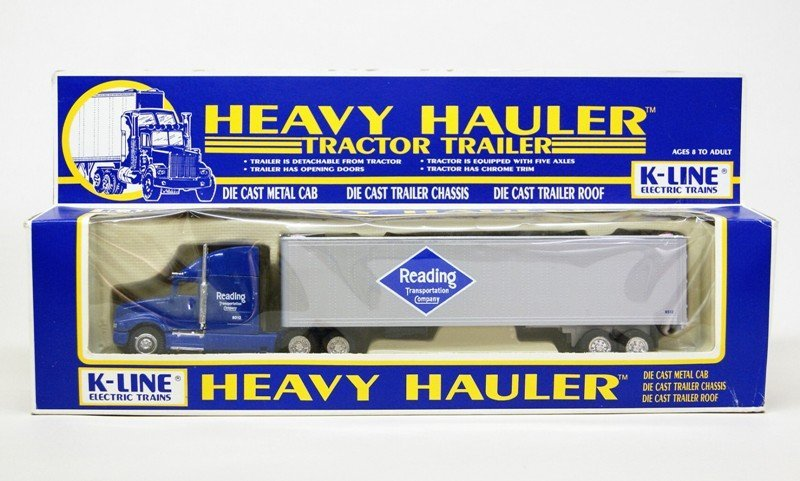 K-Line Railroad Accessories - 4