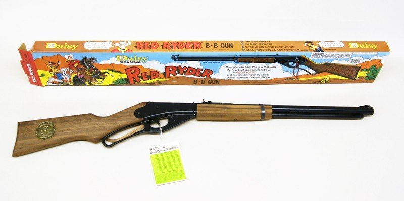 Daisy Red Ryder BB Rifle in O/B