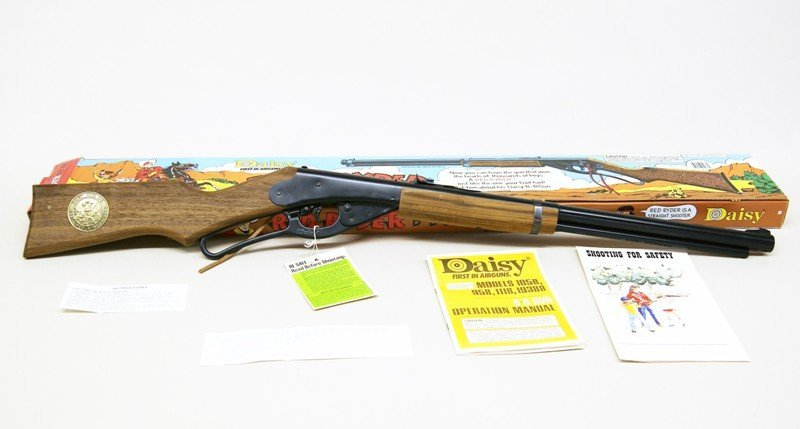 Daisy Red Ryder BB Rifle in O/B - 2