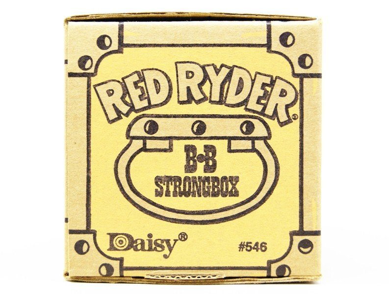 Box of Red Ryder BB's - 2