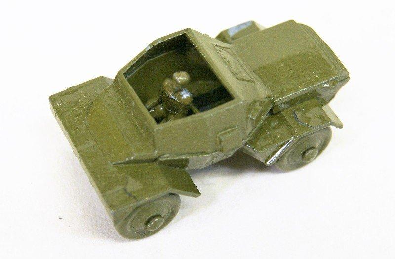Ten Benros TV Series Scout Cars - 3