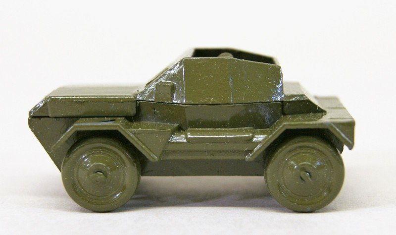Ten Benros TV Series Scout Cars - 4