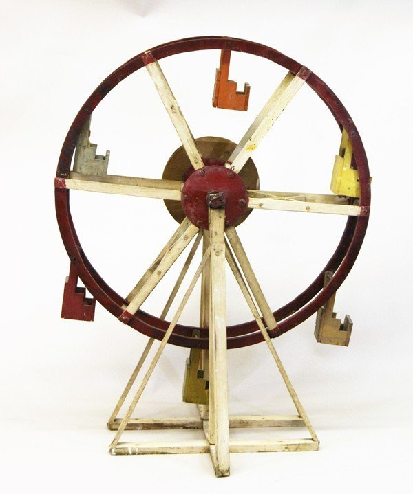 Handmade Ferris Wheel