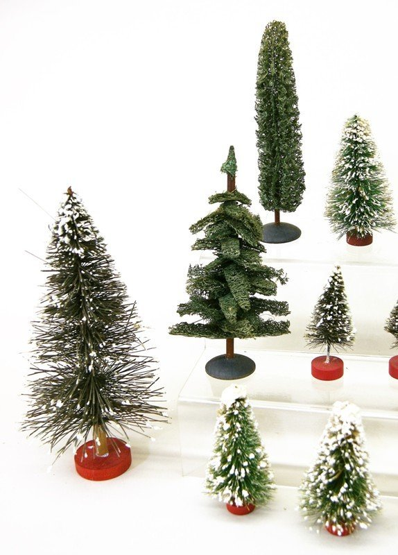 Large Group Christmas Trees - 2