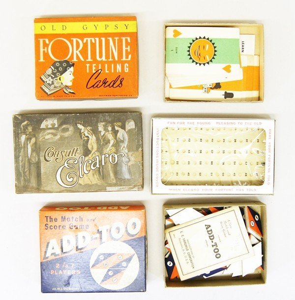 Alps Wind-up and Vintage Games - 4
