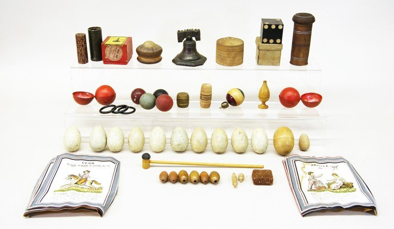 Group of Early Children Toys