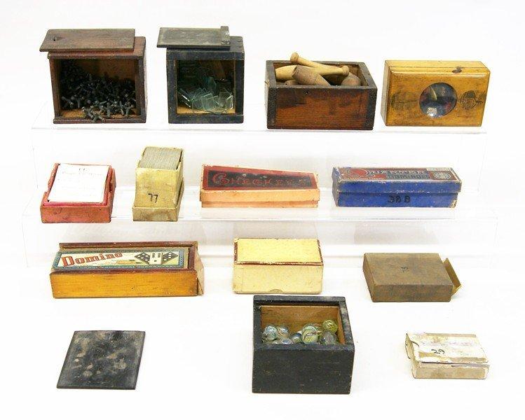 Thirteen Victorian Games