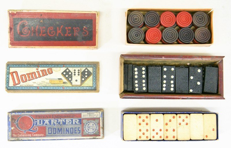 Thirteen Victorian Games - 4