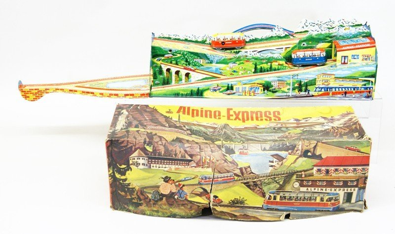 Technotix Alpine Exposition Wind-up