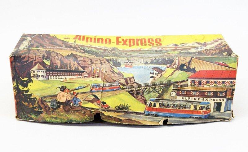 Technotix Alpine Exposition Wind-up - 3