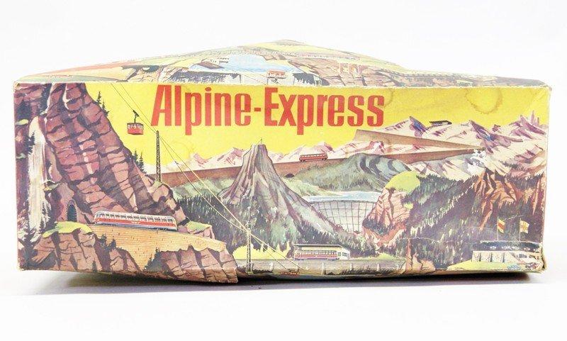 Technotix Alpine Exposition Wind-up - 4