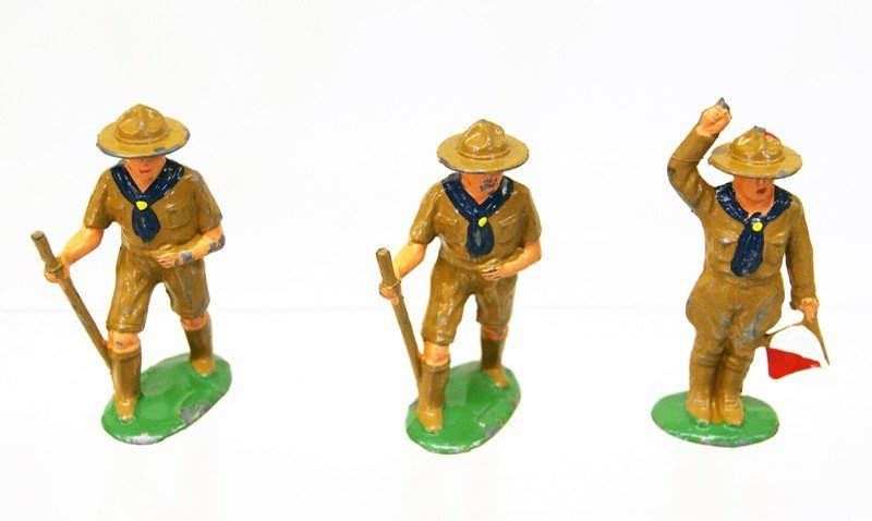 Cast Lead Boy Scouts and Soldiers - 4