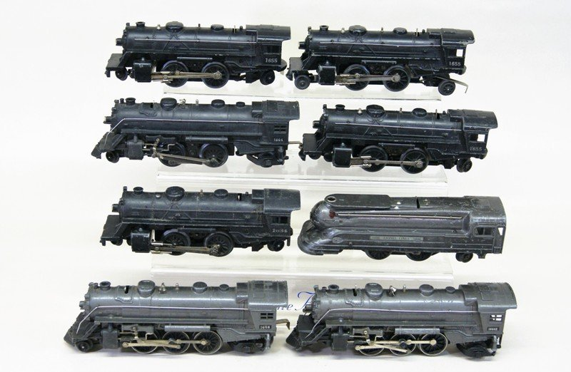 Lot of Lionel Miscellaneous Engines