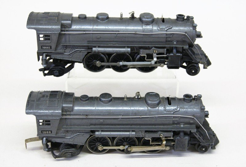 Lot of Lionel Miscellaneous Engines - 2