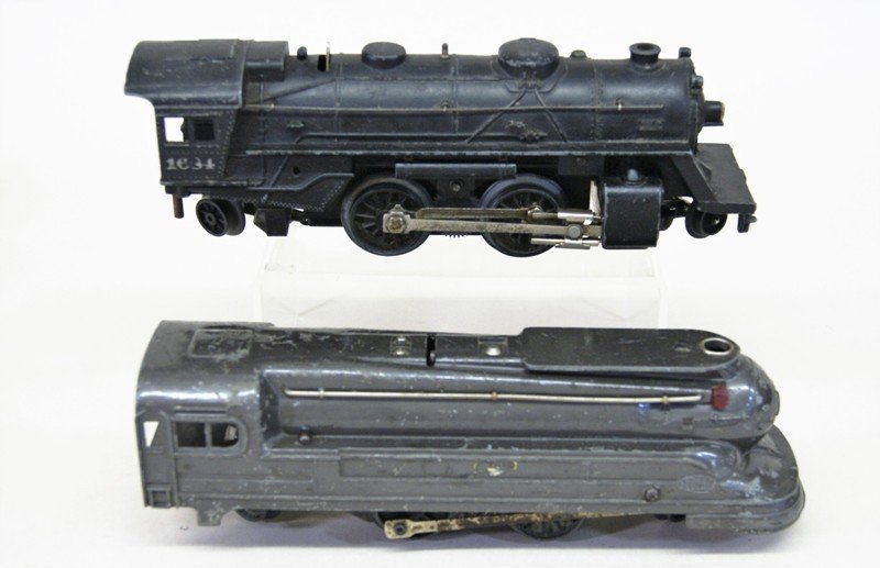 Lot of Lionel Miscellaneous Engines - 3