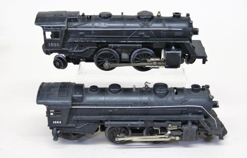 Lot of Lionel Miscellaneous Engines - 4