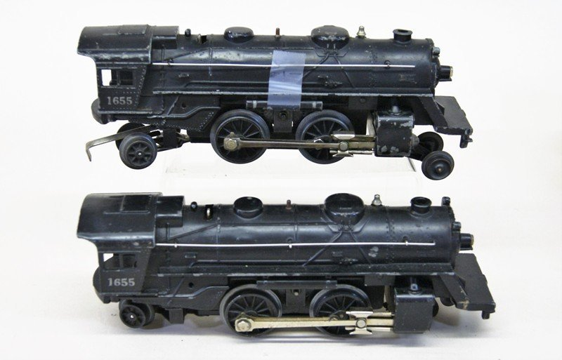 Lot of Lionel Miscellaneous Engines - 5