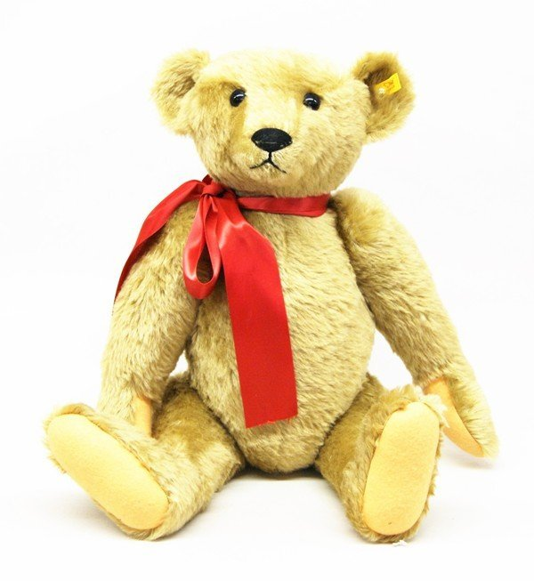 Large Steiff Teddy Bear, Growler