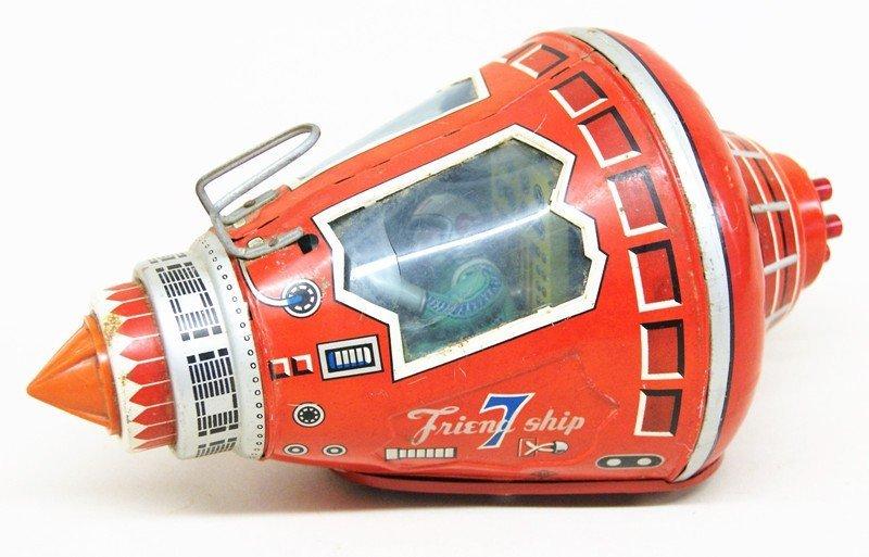 SH Mercury Capsule Tin Toy