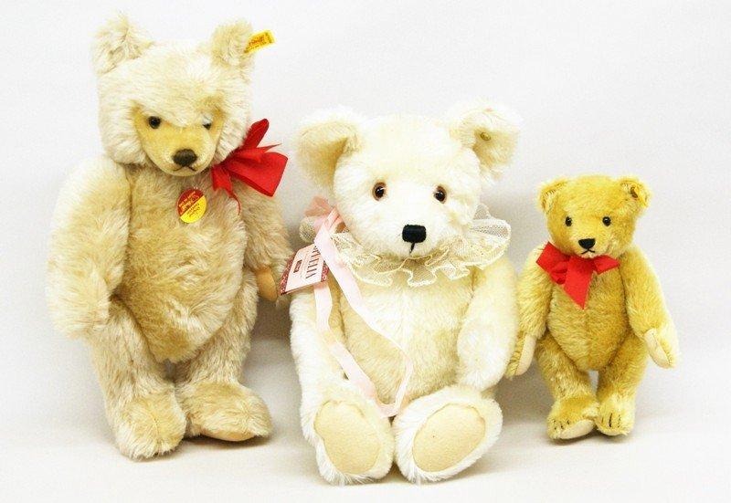 Steiff Growler Teddy Bear and Others