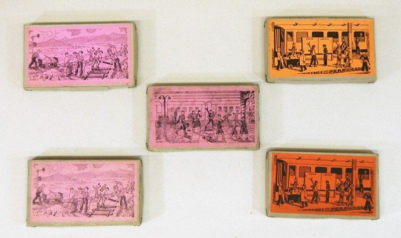 Joseph Gray Figures in Original Box