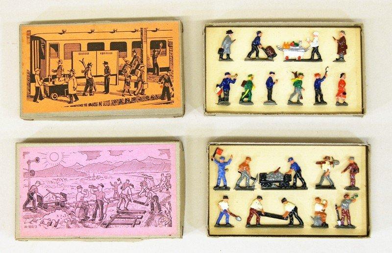 Joseph Gray Figures in Original Box - 2