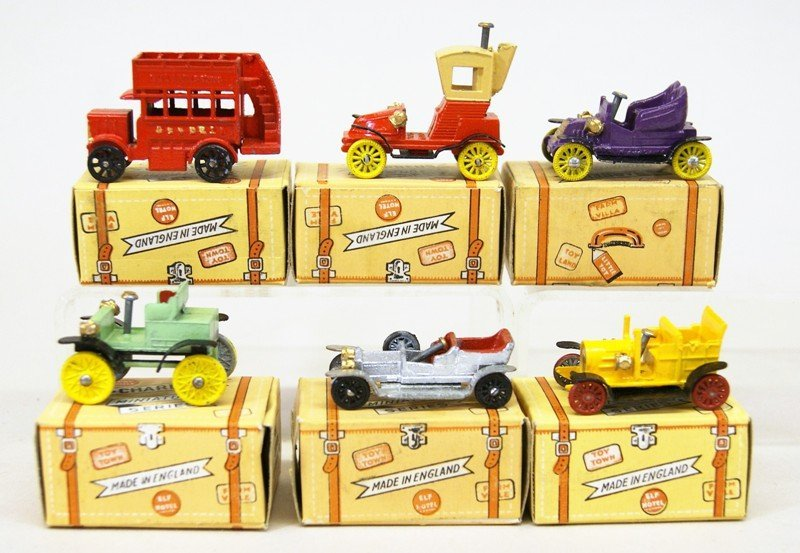 Charbens Store Box Miniature Cars - 3