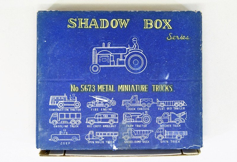 Three Store Boxes of Miniature Vehicles - 2