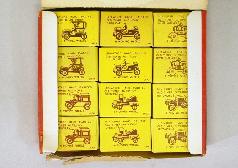 Three Store Boxes of Miniature Vehicles - 7