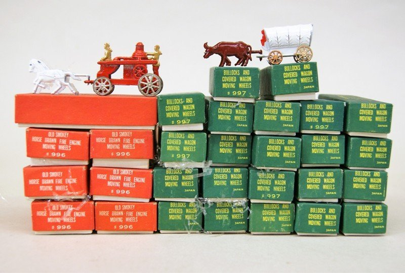 Miniature Horse Drawn Vehicles