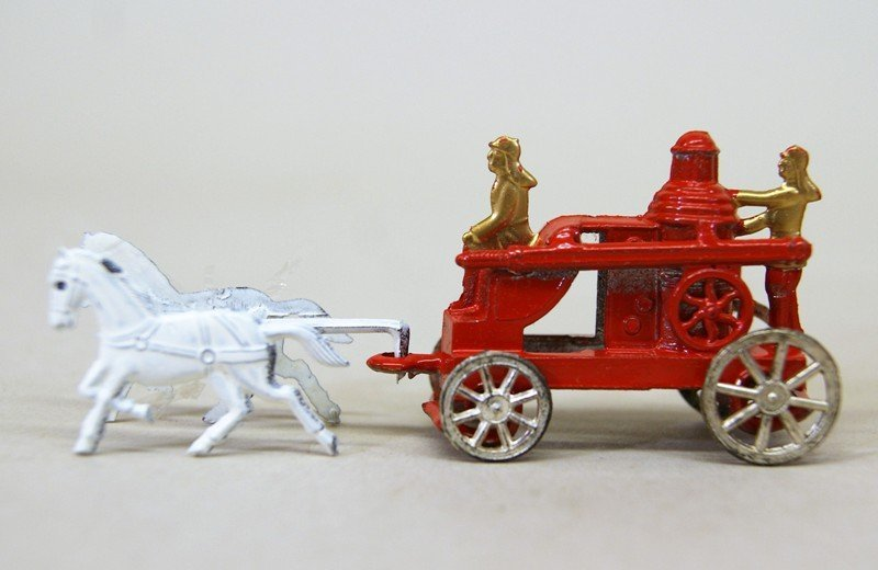 Miniature Horse Drawn Vehicles - 2