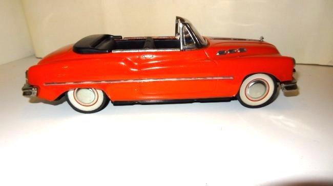 Vintage 1950 Buick Super Tin Friction Car
