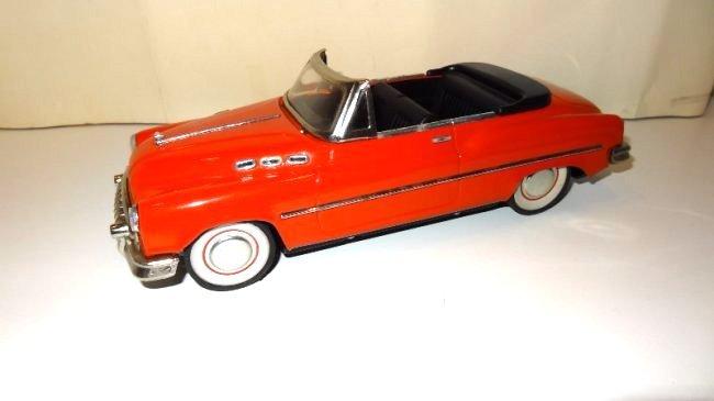 Vintage 1950 Buick Super Tin Friction Car - 2