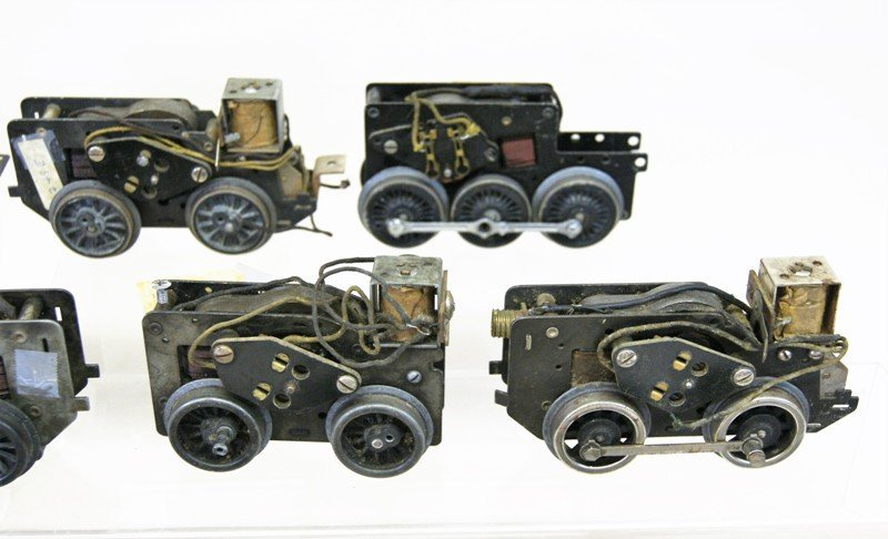 Lot of Nineteen Motors for Train Engines Mostly Lionel - 3