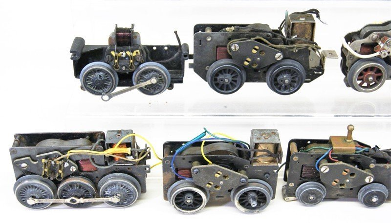 Lot of Nineteen Motors for Train Engines Mostly Lionel - 4