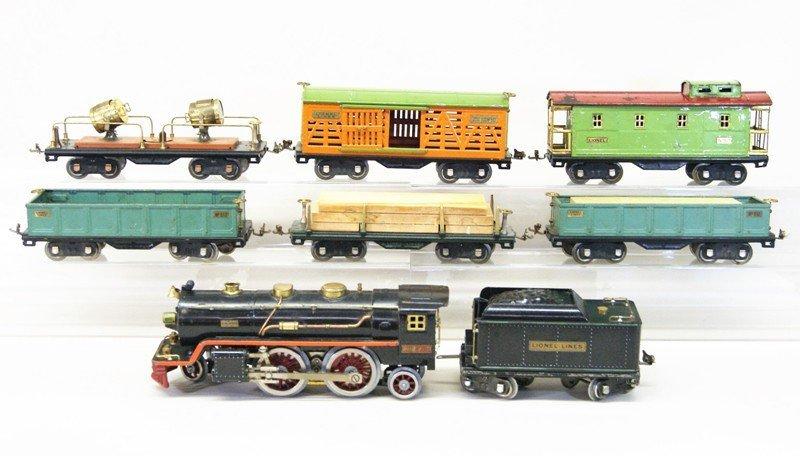 Lionel Pre-war #3905 Freight Set