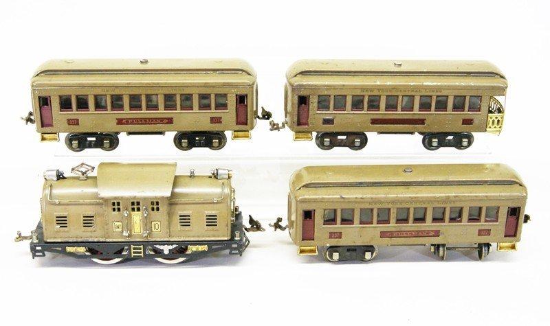 Lionel Pre-war #10 Passenger Set