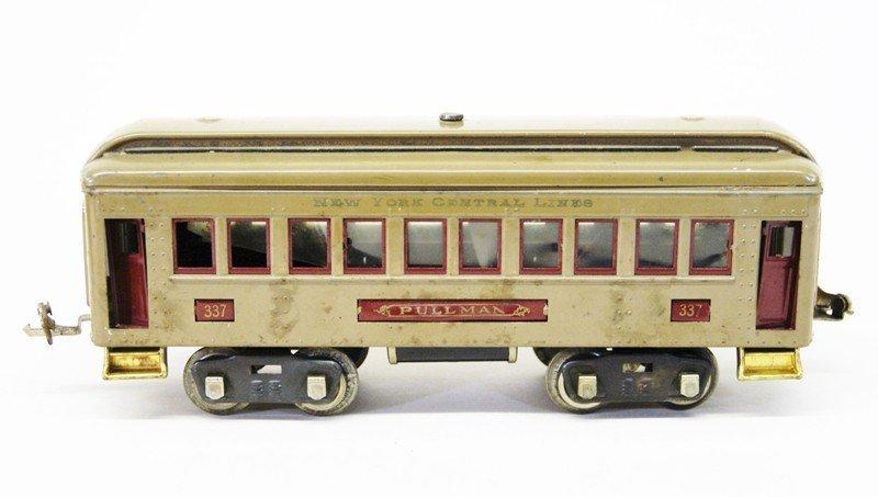 Lionel Pre-war #10 Passenger Set - 3
