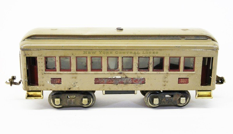 Lionel Pre-war #10 Passenger Set - 4