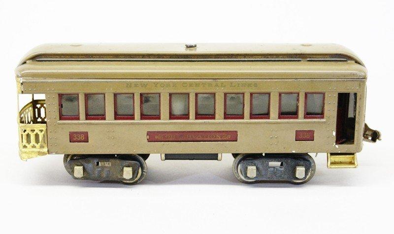 Lionel Pre-war #10 Passenger Set - 5