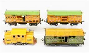 Lionel Postwar 33 Freight Set