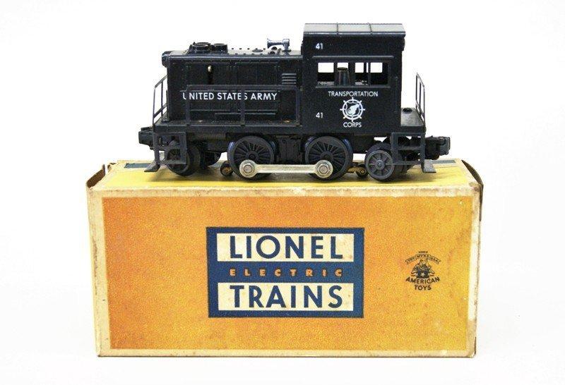 Lionel Post-war Motorized Unit Lot of Five - 2