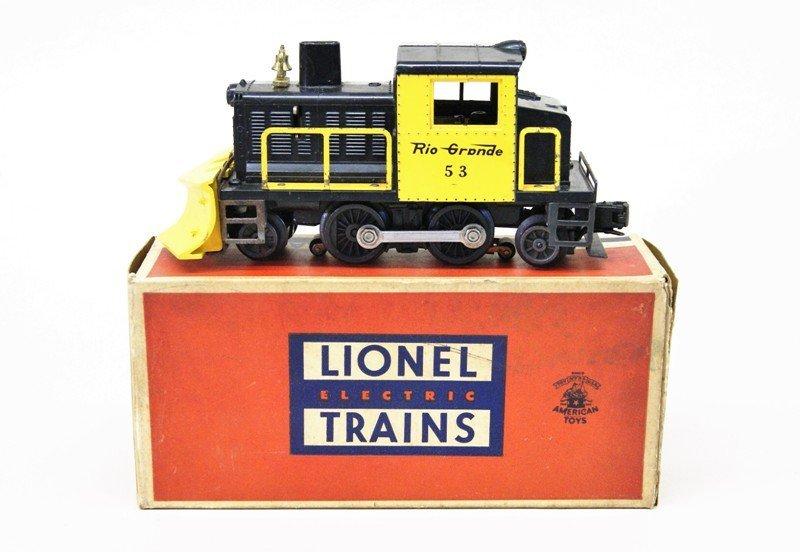 Lionel Post-war Motorized Unit Lot of Five - 3