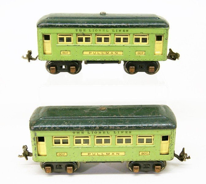Lionel Pre-war #262 Passenger Set - 4