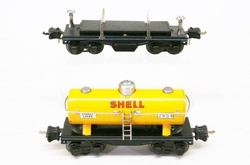 Lionel Pre-war #203 Freight Set - 4