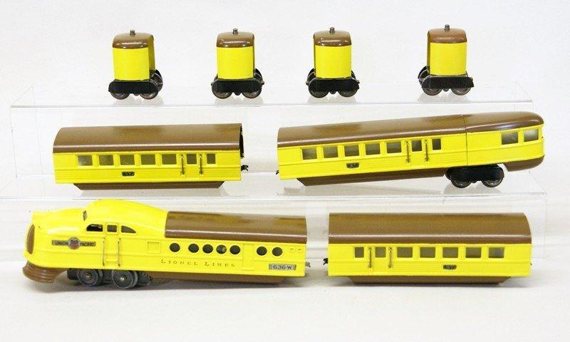 Lionel City of Denver Passenger Set