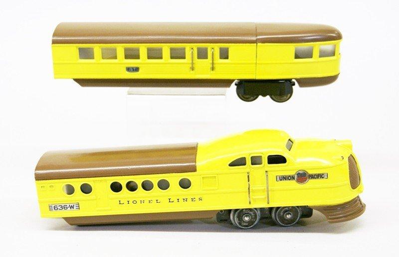 Lionel City of Denver Passenger Set - 2