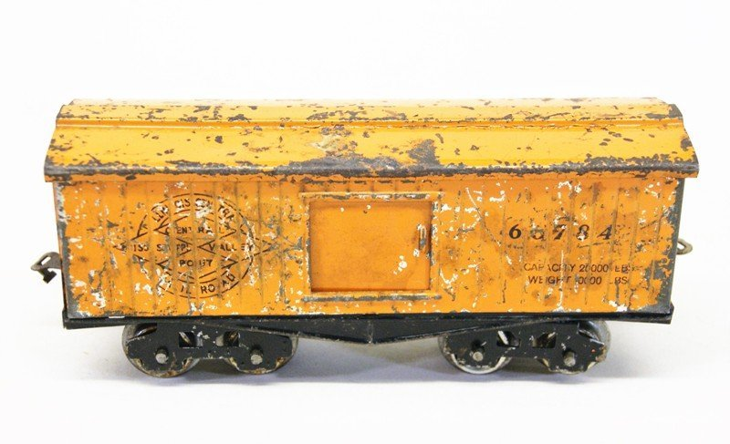 Very Early Lionel Freight Set with 152 Engine - 4